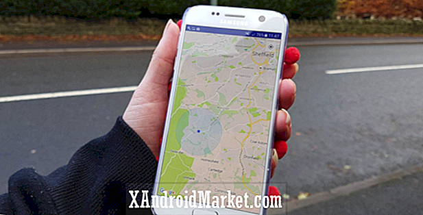 Maak Location-Aware Android Apps met Google Maps