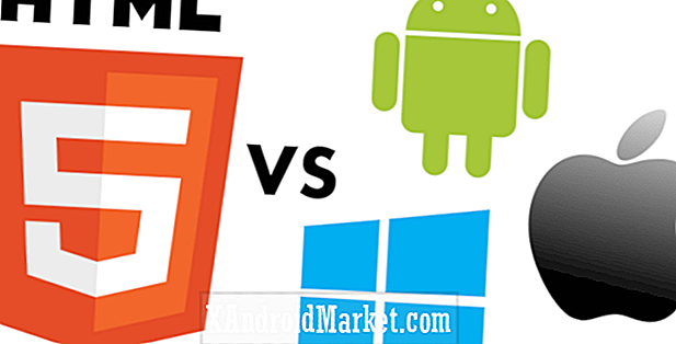HTML5 vs Native Android-app