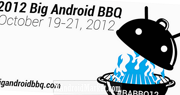 Big Android BBQ Session Schedule aangekondigd