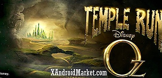 Temple Run: Oz arriveert op Google Play