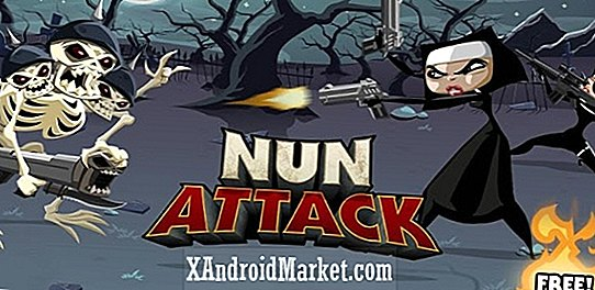 Now Attack for Android est maintenant disponible gratuitement sur Google Play Store