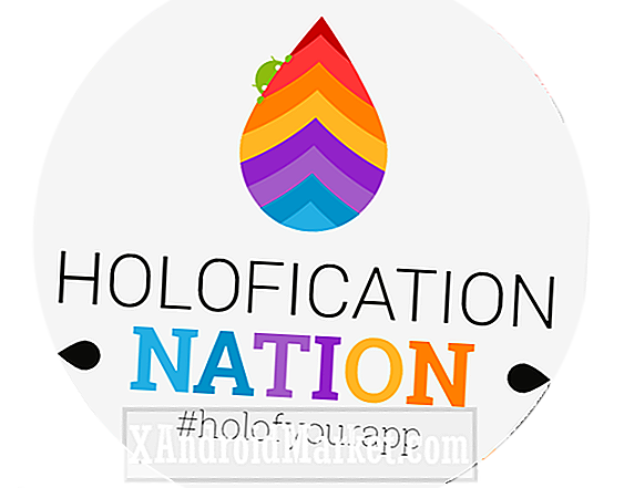 L'application Holofication Nation débarque sur Google Play