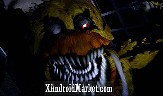 Five Nights at Freddy's 4 llega a Google Play Store