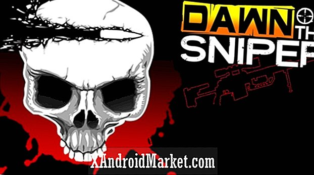 Dawn Of The Sniper arrive au Play Store