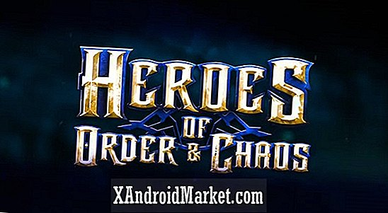 Heroes of Order and Chaos de Gameloft est maintenant sur Android