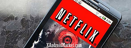 L'application Netflix prend désormais en charge le Motorola DROID X