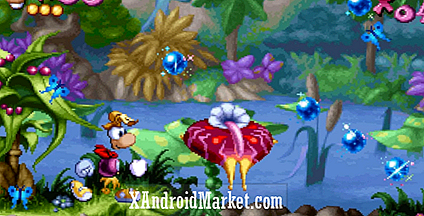 Ubisoft tar Rayman Classic till Android