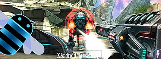 Awesome Sci-Fi FPS Game pour Android: NOVA 2 HD, maintenant disponible sur Android Market