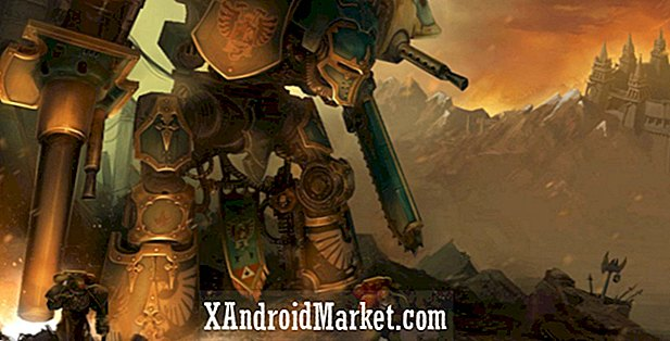 Warhammer 40,000: Freeblade qui explose dans le Play Store