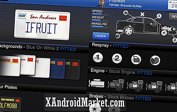 L'application Android GTA V iFruit enfin disponible au téléchargement