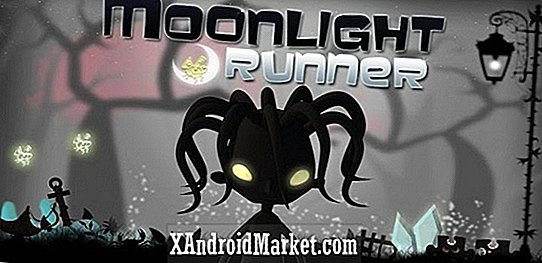 Moonlight Runner se abre paso a Google Play Store
