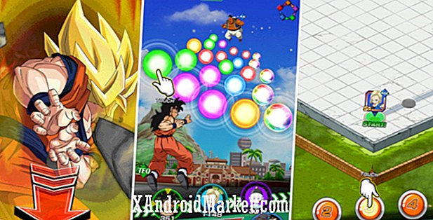 Bandai Namco lanza Dragon Ball Z: Dokkan Battle to Play Store para que todos lo descarguen