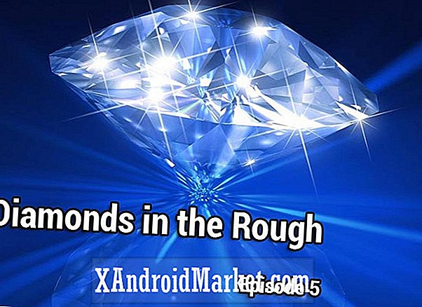 Diamanter i Rough: 7 Android Apps du kan nyde (Ep # 5 28 april - 2 maj)