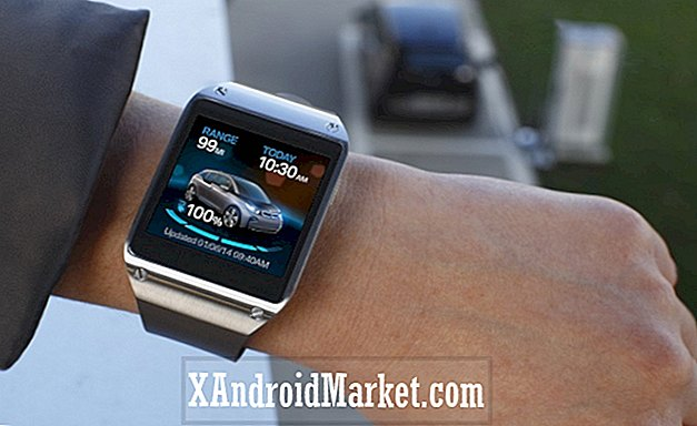 Galaxy Gear app giver dig mulighed for at styre din BMW i3