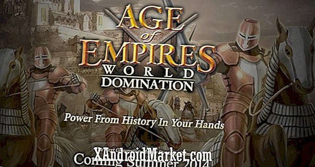 Age of Empires: World Domination kommer til Android i sommer