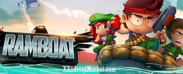 Ramboat: Hero Shooting Game rammer Google Play Butik