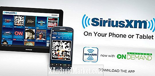 SiriusXM til Android får on demand funktion, offline lytte