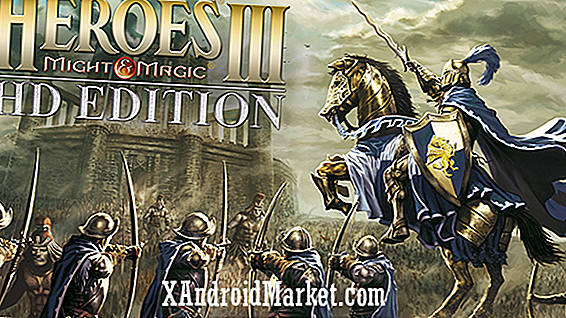 Heroes of Might & Magic III HD nu tillgänglig för Android-tabletter från Google Play