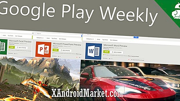 5 Android-apps die je deze week niet mag missen!  - Google Play Weekly