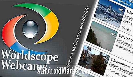 Worldscope Webcams BETA 4.0: livebeelden van meer dan 20.000 webcams over de hele wereld
