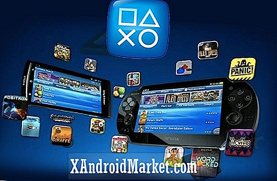 Start Sony's PlayStation Mobile op elk geroboteerd Android-apparaat