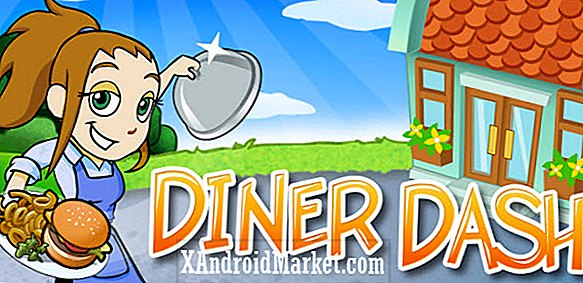 Le jeu Android Diner Dash maintenant disponible sur le Google Play Store