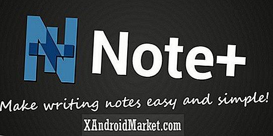 Note + Notepad: prise de notes simple et facile