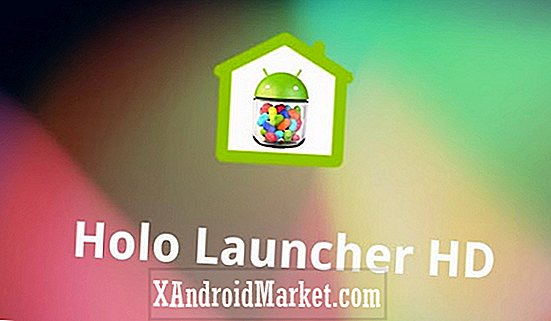 Holo Launcher HD: Jelly Bean home launcher