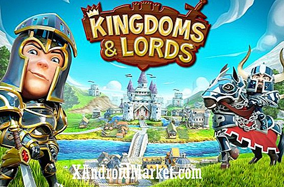 Strategin möter simulering i nya Kingdoms & Lords Android spel från Gameloft