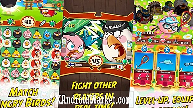 Angry Birds Fight se fraye un chemin au Play Store