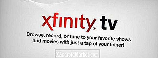 Comcasts XFINITY TV App stöder nu tabletter