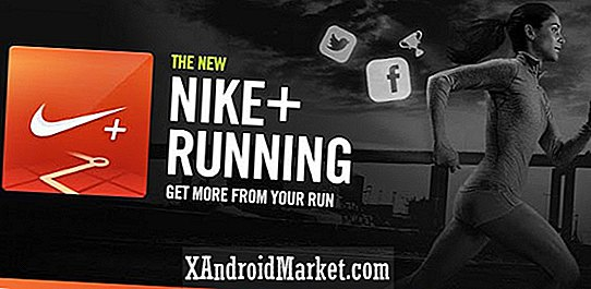 L'application Nike + Running arrive enfin sur Android