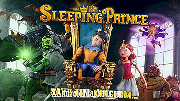 The Sleeping Prince - Indie app af dagen