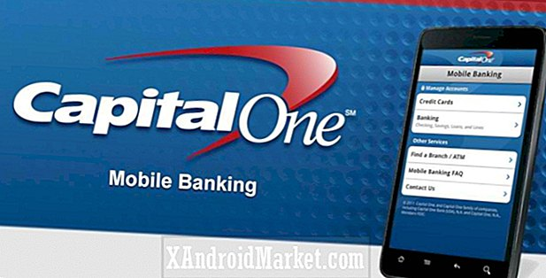 Capital One lance une application Android