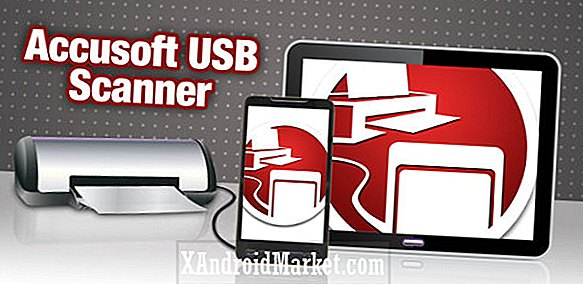 Accusoft udgiver USB Scanner SDK til Android apps