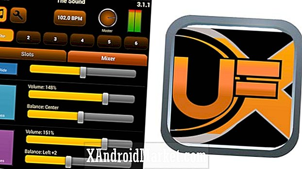 uFXloops Music Studio - Application indépendante du jour