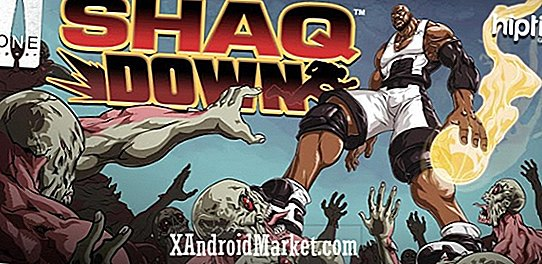 Shaquille O'Neal neemt zombie hordes op in ShaqDown