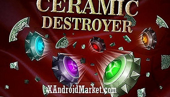 Ceramic Destroyer Game Review