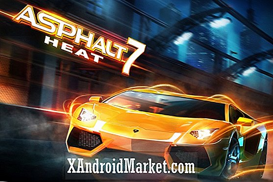 Asphalt 7: Heat ahora disponible en Google Play