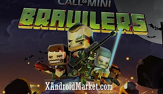 Call of Mini: Brawlers para Android te permite abrirse camino a través de zombies de lado