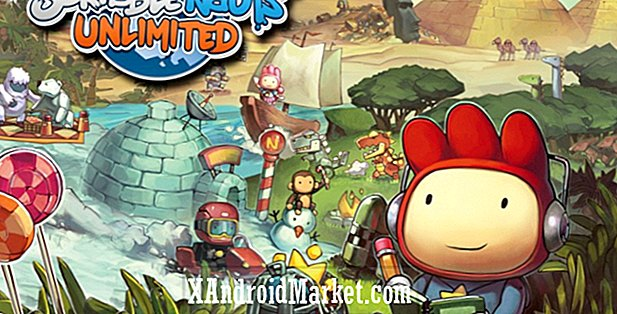 Scribblenauts Unlimited llega a Android