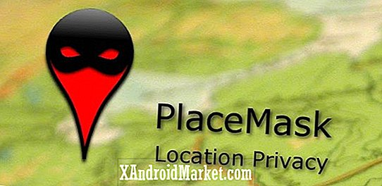 Examen de l'application - PlaceMask (Protection de votre emplacement)