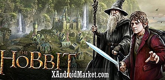 Le Hobbit: MMORPG des royaumes maintenant disponible via Google Play