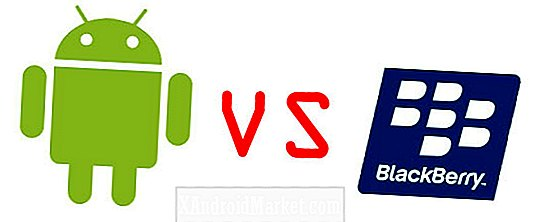 Android vs BlackBerry: Pros y contras del SO móvil