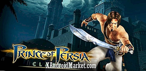 Prince of Persia Classic maintenant sur Google Play