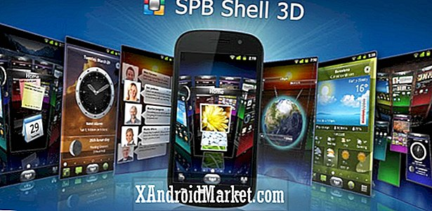 SPB Shell 3D Launcher - Android App Review