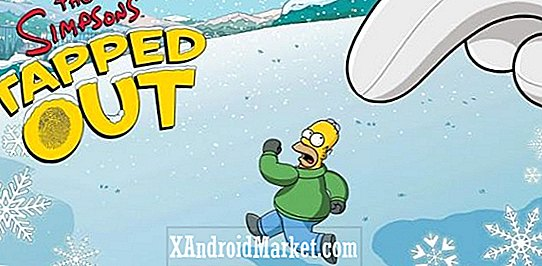 The Simpsons: Tapped Out finalmente disponible en Google Play, obténgalo gratis ... si puede