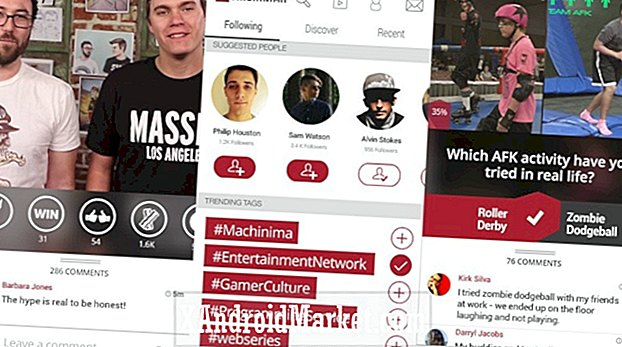 La nouvelle application de Machinima arrive sur Google Play