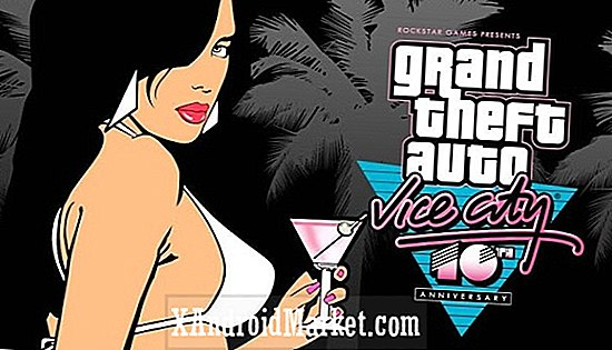 Grand Theft Auto: Vice City pour Android maintenant disponible via Google Play