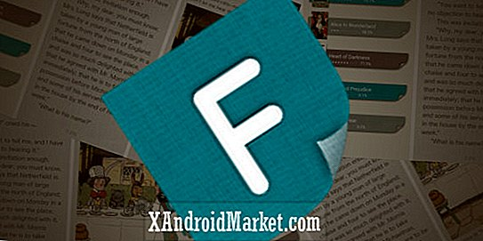 Factory: lecteur d'ebook simple avec support Dropbox